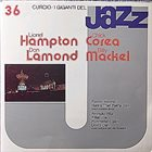 LIONEL HAMPTON Lionel Hampton, Chick Corea, Don Lamond, Billy Mackel ‎: I Giganti Del Jazz Vol. 36 album cover