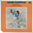 LIONEL HAMPTON Lionel Hampton / Claude Bolling / Guy Lafitte / Billy Mackel ‎: Recorded In Paris album cover