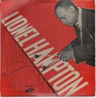LIONEL HAMPTON Lionel Hampton (Vogue LD. 166) album cover