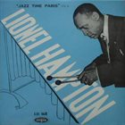 LIONEL HAMPTON Lionel Hampton (Vogue LD. 168 ) album cover