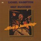 LIONEL HAMPTON Lionel Hampton With Milt Buckner : Alive & Jumping album cover
