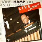 LIONEL HAMPTON Live at the Muzeval (aka Lionel Hampton And His Giants Live In Emmen/Holland) album cover