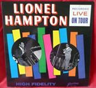 LIONEL HAMPTON On Tour album cover