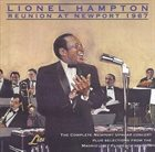 LIONEL HAMPTON Reunion At Newport 1967 album cover