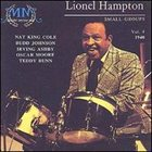 LIONEL HAMPTON Small Groups, Volume 4: 1940 album cover