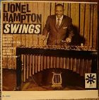 LIONEL HAMPTON Swings album cover