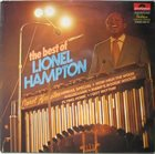 LIONEL HAMPTON The Best Of Lionel Hampton album cover