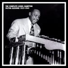 LIONEL HAMPTON The Complete Lionel Hampton Victor Sessions 1937-1941 album cover