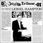 LIONEL HAMPTON The Complete Lionel Hampton, Volume 1-2: 1937-38 album cover