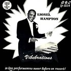 LIONEL HAMPTON Vibebrations album cover