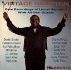 LIONEL HAMPTON Vintage Hampton album cover
