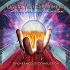 LIQUID TRIO EXPERIMENT Spontaneous Combustion album cover