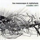 LISA MEZZACAPPA Cosmic Rift album cover