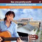LISA ONO Pretty World album cover