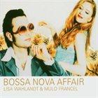 LISA WAHLANDT Bossa Nova Affair album cover