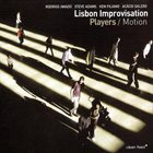 LISBON IMPROVISATION PLAYERS Motion album cover