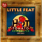 LITTLE FEAT 40 Feat: The Hot Tomato Anthology 1971-2011 album cover