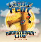 LITTLE FEAT Barnstormin' Live - Volume One album cover