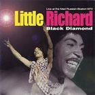 LITTLE RICHARD Black Diamond Live At The Mad Russian - Boston 1970 album cover