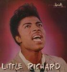 LITTLE RICHARD Little Richard (aka Little Richard - Vol. 2 aka Lucille Album N° 2) album cover