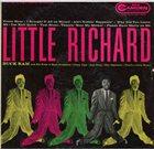 LITTLE RICHARD Little Richard And Buck Ram : Little Richard (aka In The Beginning) album cover