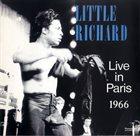 LITTLE RICHARD Live In Paris 1966 album cover
