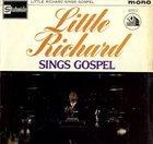 LITTLE RICHARD Sings Gospel album cover