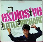 LITTLE RICHARD The Explosive Little Richard album cover