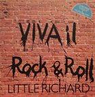 LITTLE RICHARD Viva Il Rock & Roll album cover