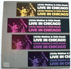 LITTLE WALTER Little Walter & Otis Rush ‎: Live In Chicago album cover