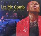 LIZ MCCOMB Olympia 1998, Live album cover