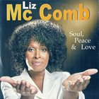 LIZ MCCOMB Soul Peace & Love album cover