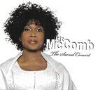 LIZ MCCOMB The Sacred Concert album cover