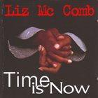 LIZ MCCOMB Time Is Now album cover