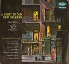LIZZIE MILES A Night in Old New Orleans album cover