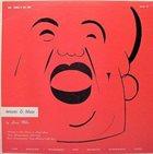 LIZZIE MILES Moans & Blues album cover