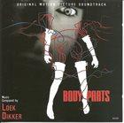 LOEK DIKKER Body Parts album cover