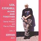 LOL COXHILL Alone And Together album cover