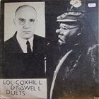 LOL COXHILL Digswell Duets album cover