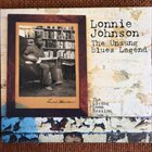 LONNIE JOHNSON The Unsung Blues Legend: The Living Room Session album cover