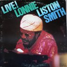 LONNIE LISTON SMITH Live! album cover