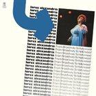 LOREZ ALEXANDRIA From Broadway to Hollywood album cover