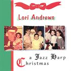 LORI ANDREWS Jazz Harp Christmas album cover