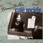 LORRAINE FEATHER Café Society album cover