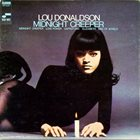LOU DONALDSON Midnight Creeper Album Cover
