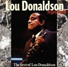 LOU DONALDSON Signifyin' (The Best Of Lou Donaldson) album cover