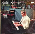 LOU LEVY Solo Scene album cover