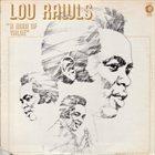 LOU RAWLS A Man of Value album cover