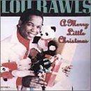 LOU RAWLS A Merry Little Christmas album cover