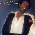 LOU RAWLS All Things in Time album cover